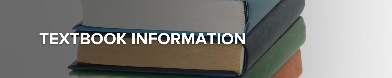 textbook information